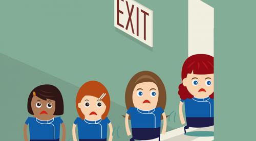 doodle exit